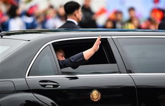 زعيم كوريا الشمالية يزور مصانع منصات إطلاق الصواريخ