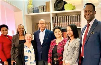 """المستشار القانونى للاتحاد الإفريقى: نجاح المباحثات مع """"النيباد"""" لتنفيذ مشروع اندماجها"""