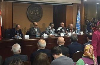 ضياء رشوان: الأوضاع المالية للصحفيين وزيادة المعاشات أهم أولوياتي