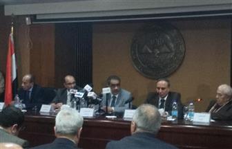 ضياء رشوان لصحفيي الأهرام: أهرامكم عماد الصحافة وأتمنى أن تثبتوا ذلك للجميع | صور