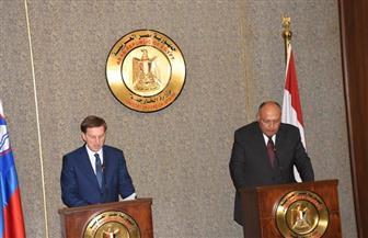 وزير الخارجية: تاريخ العلاقات بين مصر وسلوفينيا طويل وممتد
