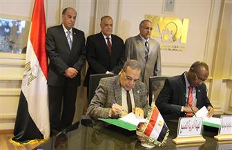 """""""العربية للتصنيع"""" تستقبل وفد الصناعات الدفاعية السودانية وترحب بتبادل الخبرات"""