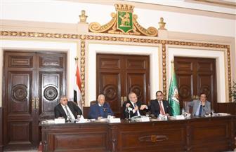 رئيس جامعة القاهرة: ثورة 1919 تمثل منعطفا في تطوير العقل السياسي المصري وأساسا نحو التحول للدولة الوطنية   صور