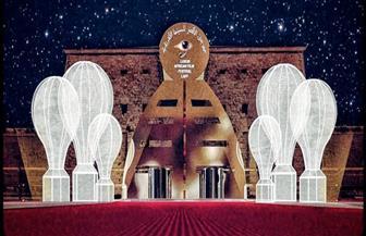 تغطية عالمية لمهرجان الأقصر للسينما الإفريقية من معبد الكرنك.. و36 دولة تتنافس على الجوائز   صور