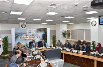 محافظ أسيوط يوقع بروتوكول تعاون مع مركز معلومات مجلس الوزراء في مجال إدارة الأزمات | صور