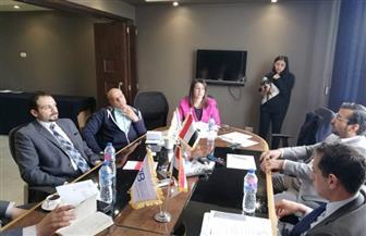 """شباب الأعمال تلتقي مركز المشروعات الدولية لوضع إستراتجية """"أجندة الأعمال الوطنية"""""""