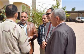 تعليم جنوب سيناء: نجاح تجربة إخلاء مبنى المديرية في زمن قياسي استغرق دقيقتين