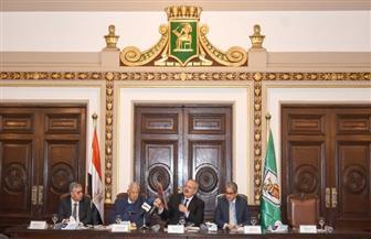 ماجد منير: ثورة 1919 البداية الحقيقية لتشكيل الوعي المصري.. ونحن بحاجة إلى تعليم دروس التاريخ | صور