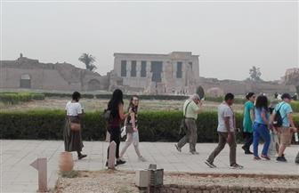 يضم طاحونة تحتمس الثالث وآلهة الحب عند الفراعنة.. افتتاح متحف معبد دندرة الخميس   صور