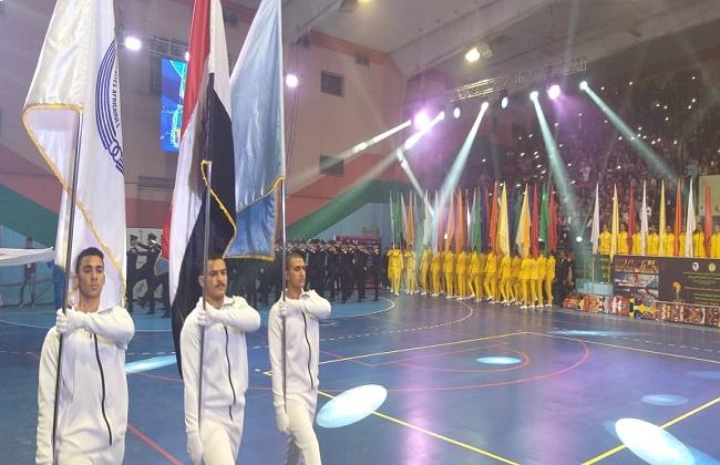 جامعة الأزهر تطلق فعاليات الأولمبياد الأول لشباب الجامعات الإفريقية  صور -