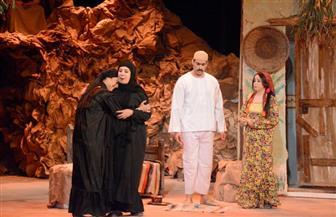 """مسرحية """"الأدهم"""" تفتتح """"مهرجان المسرح العربي"""" في أكاديمية الفنون"""