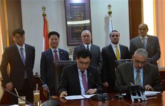 توقيع خطاب نوايا بين مدينتي الأقصر وجيونج جو الكورية