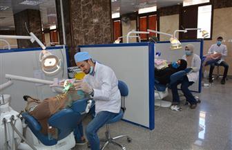 افتتاح قسم الأشعة والفم والفكين في جامعة أسيوط | صور