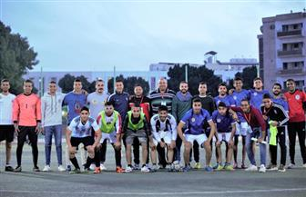 جامعة سوهاج تختتم فعاليات الملتقى الرياضي الثاني لاتحاد الطلاب | صور