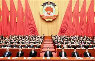 رئيس أعلى جهاز استشاري سياسي صيني: عملنا خلال 70 سنة على بناء الصين الجديدة واستكشاف طريق الإصلاح