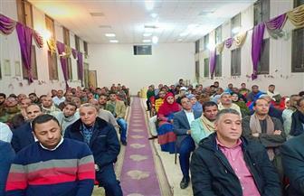 """""""مستقبل وطن"""" في بني سويف ينظم مؤتمرا للتوعية بأهمية التعديلات الدستورية   صور"""