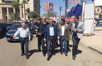 """ضياء رشوان يسجل في كشوف الحضور بـ""""عمومية الصحفيين"""""""