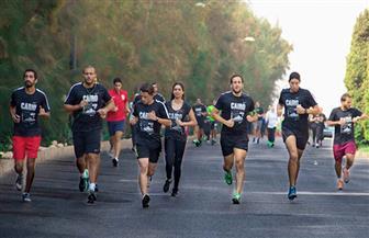 انطلاق النسخة الأولى من ماراثون القاهرة برعاية وزارة الشباب و الرياضة