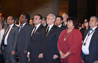 افتتاح مهرجان الأقصر للسينما الإفريقية بحضور وزيرة الثقافة |صور