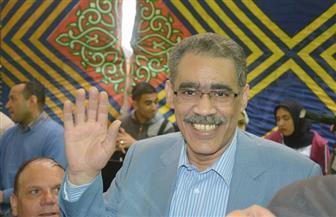 """بعد فوزه بمقعد نقيب الصحفيين.. ضياء رشوان: """"4 عبد الخالق ثروت ليس مجرد مبنى"""""""