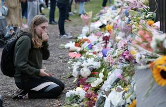 دموع النيوزيلنديين تسقى زهور الحداد حول ساحات مسجد النور| صور