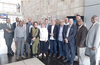 لجنة التعاون الإفريقي تبحث مع سفراء أفارقة التعاون المشترك مع مصر