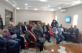 """جمعية """"دعم مستثمري الصناعات الصغيرة"""" تبحث حل مشكلات المنطقة الصناعية بالقاهرة الجديدة"""