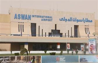 وزير الطيران يتفقد مطار أسوان استعدادا لاستقبال ضيوف مصر في مؤتمر أسوان للسلام والتنمية المستدامة