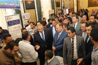 وزير القوى العاملة يناشد الشباب الإقبال على العمل بالقطاع الخاص