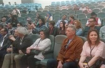 تكريم السينما التونسية في مهرجان الأقصر الإفريقي بحضور محمود حميدة | صور