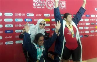 مصر تحصد 17 ميدالية في الجمباز في ثاني أيام منافسات الألعاب العالمية للأولمبياد الخاص بأبوظبي