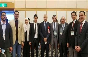 سفير مصر بطوكيو يلتقي الطلاب المصريين في إطار مبادرة تعليم إدارة الأعمال للطلاب الأفارقة | صور