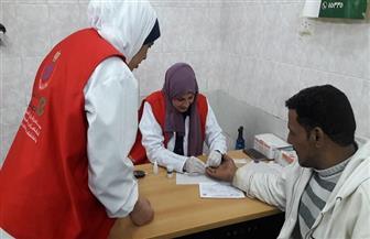 """توقيع الكشف الطبي على مليون و516 ألف مواطن في مبادرة """"100 مليون صحة"""" بالمنيا"""