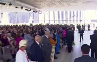 """انطلاق فعاليات جلسة """"منتدى شباب العالم.. آفاق جديدة"""" بحضور الرئيس السيسي"""