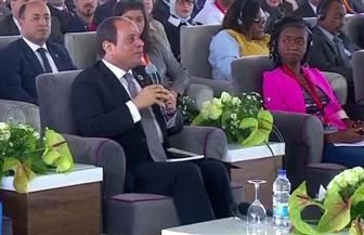 الرئيس السيسي يشكر منسقي منتدى الشباب ويؤكد أهمية انعقاده دوريا كل 3 أشهر