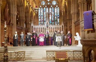 الكنيسة تشارك بصلاة لكل الأديان في سيدني لأجل حادث نيوزيلندا | صور
