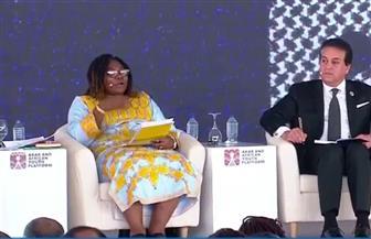 العالمية للملكية الفكرية: فكرة ملتقى الشباب العربي الإفريقي رائعة