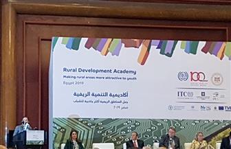 مدير منظمة الأمم المتحدة للتنمية الصناعية: مصر تمتاز بموقع جغرافي.. والقطاع الريفي يوفر فرص عمل | صور