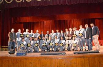 جامعة أسيوط تحتفل بتنصيب مجلس اتحاد الطلاب | صور