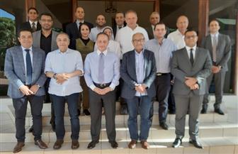 إبراهيم: قطاع الاتصالات وتكنولوجيا المعلومات المصري أمامه فرص كبيرة بجنوب إفريقيا