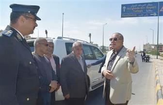 محافظ البحر الأحمر: إنشاء مول تجاري على مساحة 1600 متر على طريق المطار بالغردقة