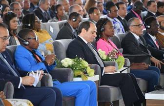 تفاصيل الجلسة الافتتاحية لملتقى الشباب العربي والإفريقي بأسوان