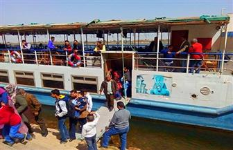 سوهاج تستقبل 150 زائرا مصريا لتنشيط السياحة الداخلية