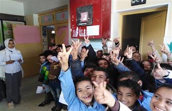 توقيع الفحص الطبي لـ24678 طالبا للقضاء على أمراض سوء التغذية بشمال سيناء