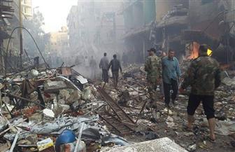 مقتل 4 بينهم طفل في القصف الإسرائيلي على محيط العاصمة السورية دمشق