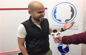 أبو: سعيد بالمشاركة في اليوم الرياضي للجمعية المصرية للأوتيزم لأطفال وشباب التوحد