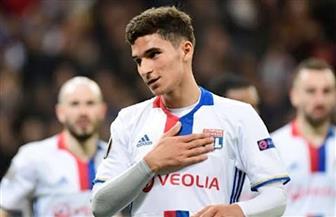 ليون ينتزع فوزا صعبا من مونبيلييه في الدوري الفرنسي