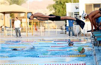تعرف على نتائج اليوم الأول لبطولة الجمهورية للسباحة بالزعانف