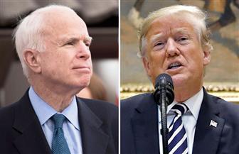 ترامب يوجه انتقادات جديدة للسناتور الراحل جون ماكين