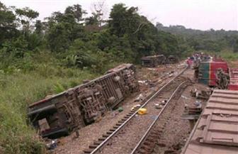 مقتل 24 شخصا إثر خروج قطار عن سكته في الكونغو الديمقراطية